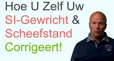 Tip 2 - Hoe U Zelf Uw SI-Gewricht & Scheefstand Corrigeert!