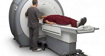 Het Gevaar Van Een MRI Scan...